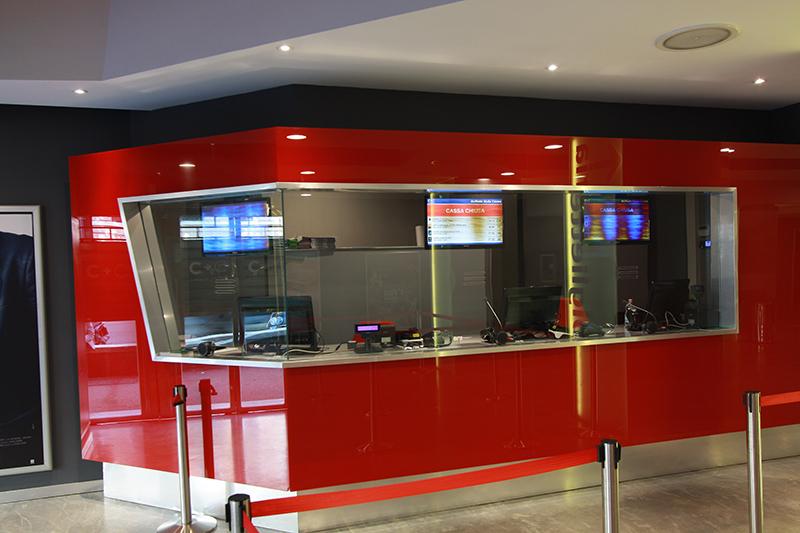 Circuito Cinemas : Cinema giulio cesare a roma circuito