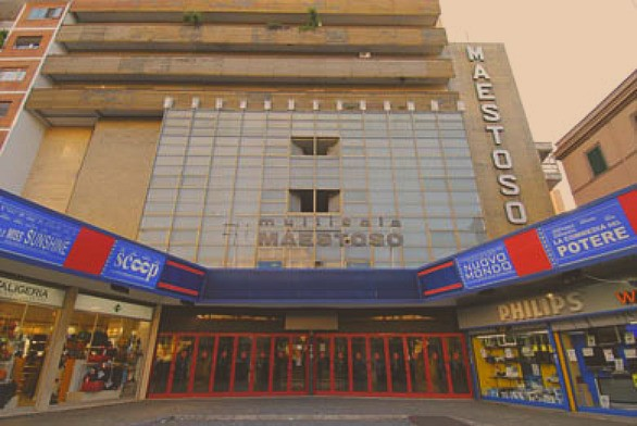 Circuito Cinemas Guarulhos : Cinema maestoso a roma circuito