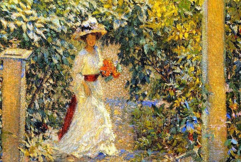 Il giardino degli artisti quando l 39 impressionismo francese conquist l 39 america circuito cinema - Il giardino degli artisti ...