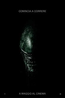 Alien Locandina