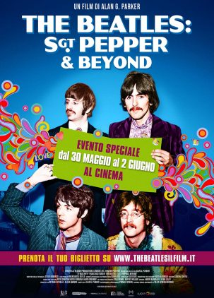 the beatles sgt pepper & beyond