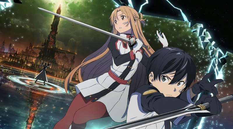 Sword Art Online ordinale scale