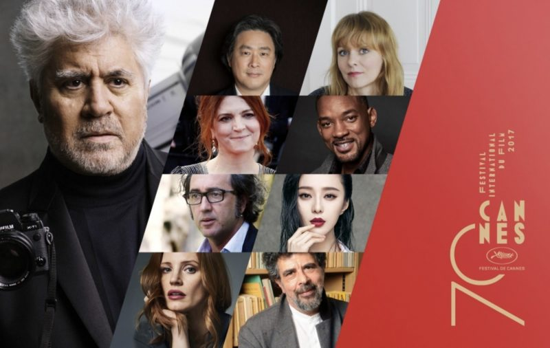 Cannes 2017 giuria