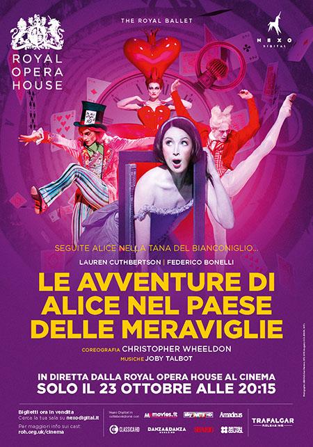 Alice Royal Opera House