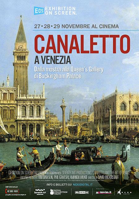 Canaletto a Venezia film