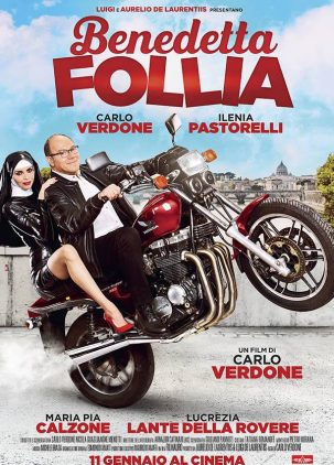 Benedetta Follia Verdone